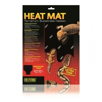 Exo Terra Heat Mat - Medium - 16 watt (26.5 x 28cm)