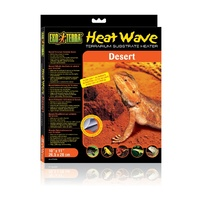 Exo Terra Reptile Heat Wave Desert - Medium (27x28cm)