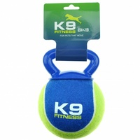 K9 Fitness TPR Tugg with Ball - X-Large