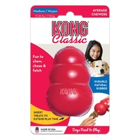 Kong Classic Red Dog Toy - Medium