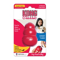 Kong Classic Red Dog Toy - Small