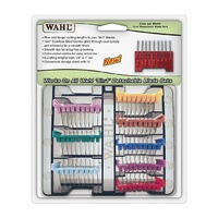 WAHL 5 in 1 ARCO & Super Clipper Blade Sets (8 Combs)