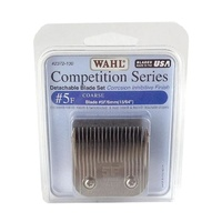 WAHL Competition Series Detachable Blade Set (#5F Coarse 6mm)