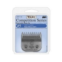 WAHL Competition Series Detachable Blade Set (#5 Skip Coarse 6mm)