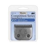 WAHL Competition Series Detachable Blade Set (#15 Medium Fine 1.5mm)