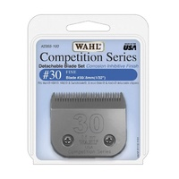 WAHL Competition Series Detachable Blade Set (#30 Fine 0.8mm)