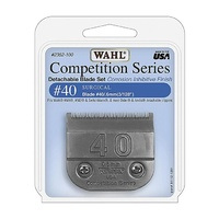 WAHL Competition Series Detachable Blade Set (#40 Surgical 0.6mm)