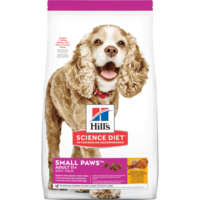 Hill's Science Diet Adult Dog Small Paws 11+ - 1.5kg