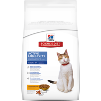 Hill's Science Diet Feline Mature Adult Active Longevity - 6kg