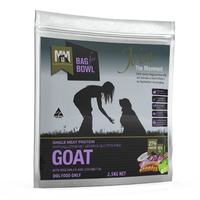 Meals for Mutts Adult Dog Grain Free Dry Food - Goat - 2.5kg