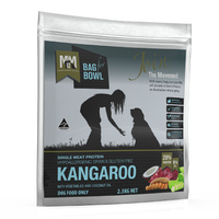 Meals for Mutts Adult Dog Grain Free Dry Food - Kangaroo - 2.5kg