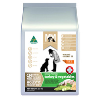 Meals for Mutts CN Vital Turkey with Vegetables - 2.5kg