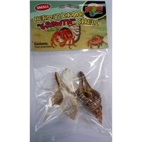 Zoo Med Hermit Crab Growth Shell - Small (2 Pack)