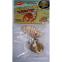 Zoo Med Hermit Crab Growth Shell - Medium (2 Pack)