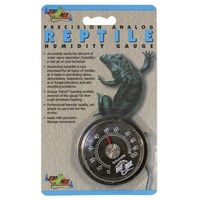 Zoo Med Precision Reptile Analog Humidity Gauge
