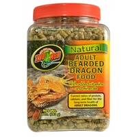 Zoo Med Adult Bearded Dragon Food - 283g