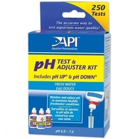 API pH Test & Adjuster Kit - 250 Tests