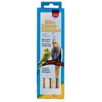 Trixie Bio Sand Perch Covers for Birds - 4 Pack (19.5cm)