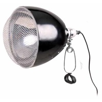 Reptiland Reptile Large Reflector Clamp Lamp - 21cm
