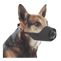 Henry Schein Nylon Dog Muzzle - Size 8 (Staffy - Short Muzzle)