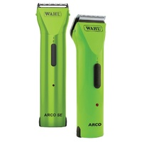 WAHL ARCO Cordless Animal Clipper - Lime Green