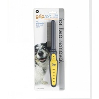 JW Grip Soft Flea Comb