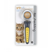 JW Grip Soft Shedding Blade for Cats