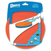ChuckIt Water Skimmer Aqua Dog Toy - Medium