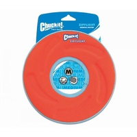 ChuckIt Zipflight Dog Frisbee - Medium