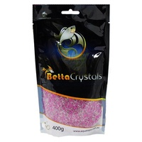 Aquatopia Betta Crystals - 400g - Pink
