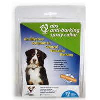 ABS Anti Barking Spray Collar for Dogs