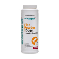 Flea Powder for Dogs & Cats (Aristopet) - 100g