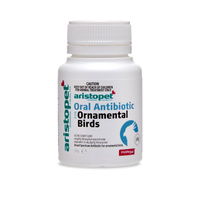 Oral Antibiotic for Ornamental Birds (Aristopet) - 50g