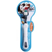 Triple Pet EzDog Toothbrush for Large Breed Dogs