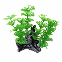 Mini Aquarium Plant with Suction Cap - Style 2