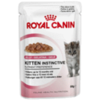 Royal Canin Kitten Instinctive in Jelly - 85g