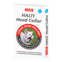 Halti Head Collar Large Dogs - Black