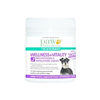PAW Wellness + Vitality Chews - 300g