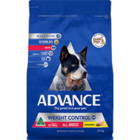 Advance Weight Control All Breed - Chicken - 2.5kg