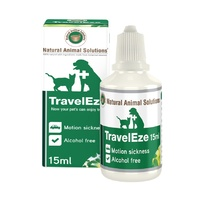 TravelEze for dogs & cats - 15ml - Natural Animal Solutions