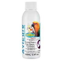 Vetafarm Avicare Bird Cage Cleaner & Disinfectant Concentrate - 100ml
