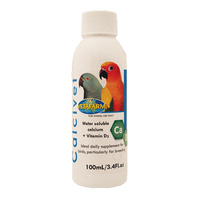 Vetafarm Calcivet Supplement for Birds - 100ml
