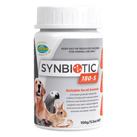 Vetafarm Synbiotic 180-S for all Animals - 150g
