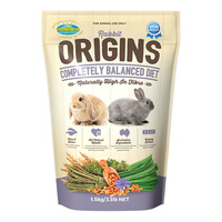 Vetafarm Rabbit Origins Diet Food - 1.5kg