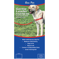 Gentle Leader Easy Walk Dog Harness - Medium - Black