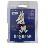 Beau Pet Dog Boots (2 pack) - Size 3