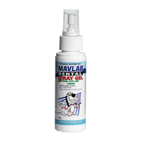 Mavlab Dental Spray Gel for Dogs, Cats & Horses - 125ml