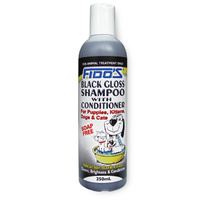 Fido's Black Gloss Shampoo with Conditioner - 1L