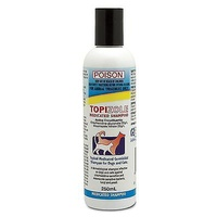 Topizole Medicated Shampoo for Dogs & Cats - 250ml (Mavlab)