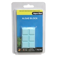 Aqua One Aqua Algae Block - 20g
